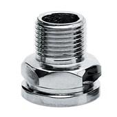 """Adaptador Invertido Em Metal 1/2"""" X 3/4"""" Cromado Cp000225 - 2801 - Kimetais"""