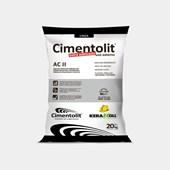 Argamassa AC II Uso Interno e Externo 20Kg Cimentolit Kerakoll