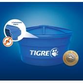 Caixa d'Água 1000 Litros Tigre Redonda com Tampa V4 - 100017471