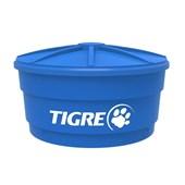 Caixa d'Água 1500 Litros Tigre Redonda com Tampa - 22993372