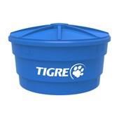 Caixa d'Água 2000 Litros Tigre Redonda com Tampa - 22992058