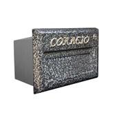 Caixa de Correio para Grade Costa Navarro Onix - 1771