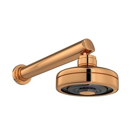 Chuveiro de Parede Deca Acqua Plus Red Gold - 1990.GL.CT.RD