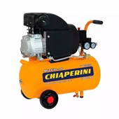 Compressor de Ar Chiaperini 7.6 Pés 21 Litros 2 Hp 110v - 22832