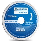 "Disco Diamantado Contínuo 4.3/8"" Premium 42594/104 - Tramontina"