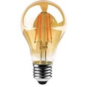 Lâmpada Filmamento Led Bulbo A60 4.8W 2200K LE-3250 - Evoled