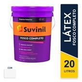 Latex Acrilico Fosco 20 Litros Branco - Suvinil