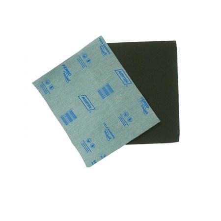 Lixa para ferro 22,5x27,5cm gramatura preta 220 Norton