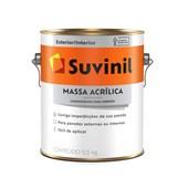 Massa Acrílica 3,6 litros branco Suvinil