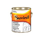 Massa Corrida PVA 3,6 litros branco Suvinil