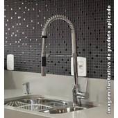 Misturador Monocomando Para Cozinha Deca Spin Gourmet Mesa - 2281.C
