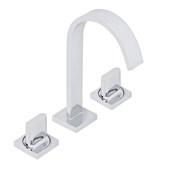 Misturador para Banheiro Deca Polo Mesa Cromado - 1877.C33
