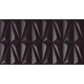 Revestimento 32x59cm Caixa 0,76m² Ludo Black Incepa